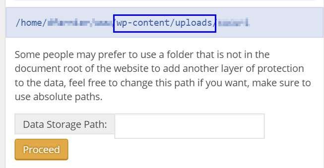 Déplacer wp-content - paramètre d'extension non mis à jour