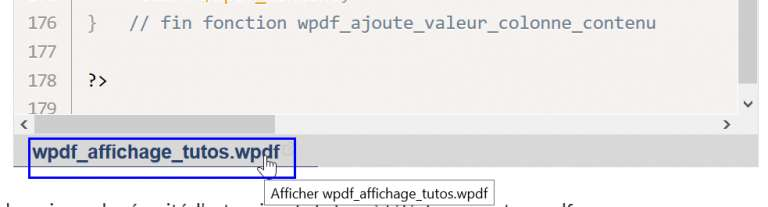 Cliquer sur le nom du fichier en dessous du code pour tlécharger